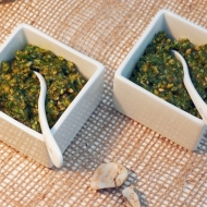 Pesto aus Wildpflanzen