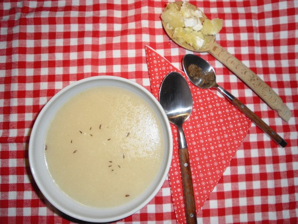 Brennsuppe