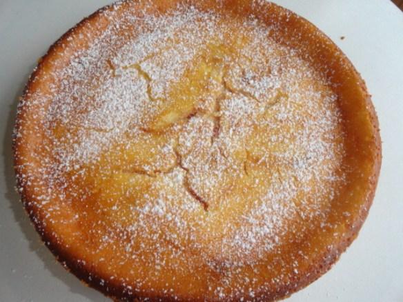 Cheesecake mit Hagebutten