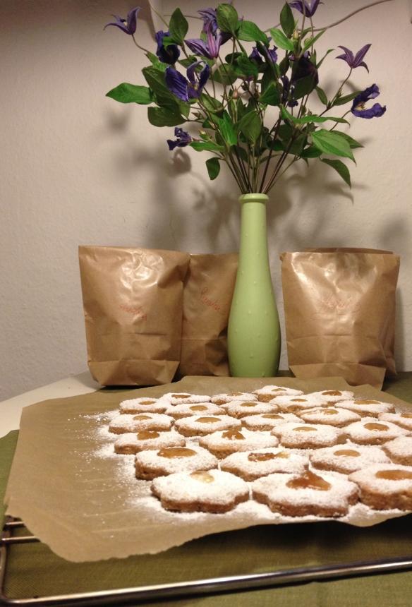 Holunder-Kekse