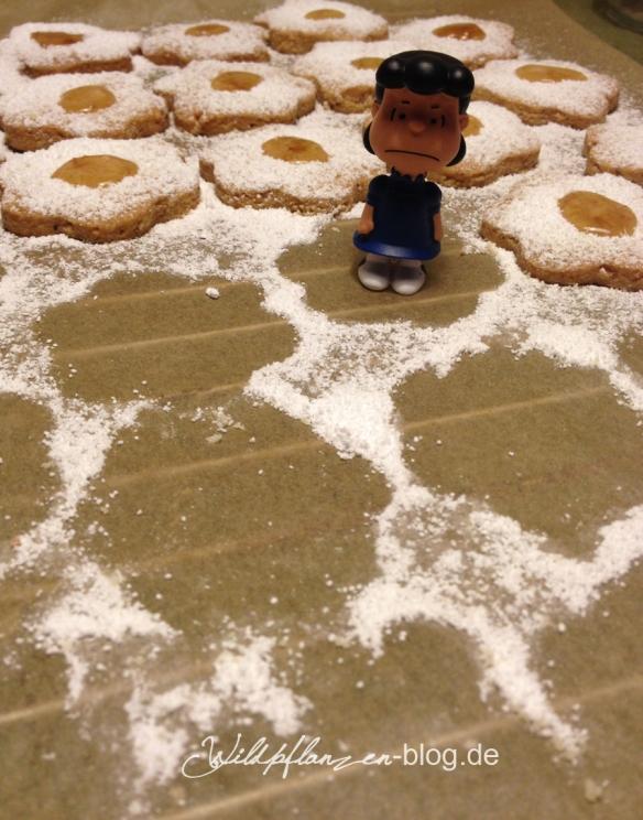 Holungergelee-Kekse
