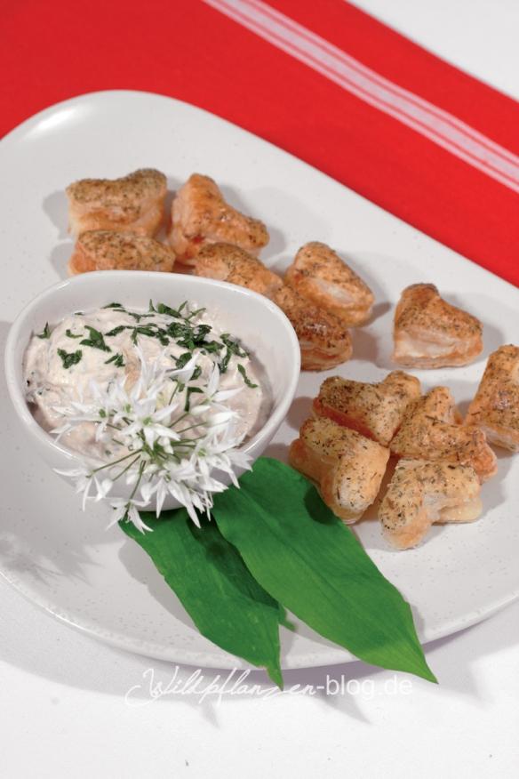 Thunfisch-Bärlauch-Creme